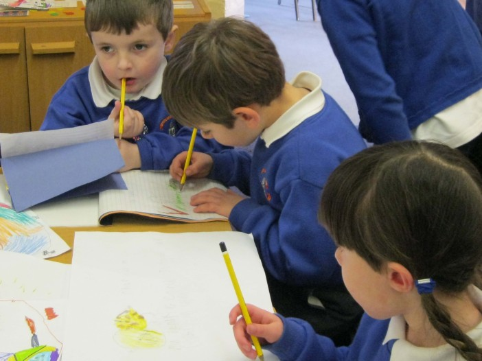 Animation Project for Creative partnerships, Upton on Severn