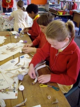 Animation Project for Creative Partnerships, St georges School Worcester