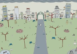 Maggie Goes for a Walk - animation still