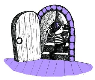 Bristol Story Lab Illustration