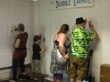 The Doodle Lounge