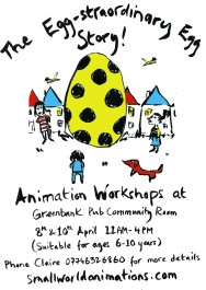 workshop flyer
