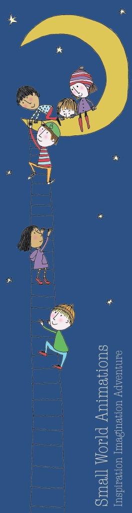 moon ladder A4