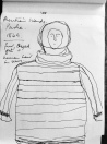 Inuit seal-gut parka