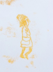 Stokes Croft - monoprint